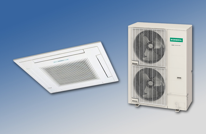 3 ton Cassette type General Air Conditioner